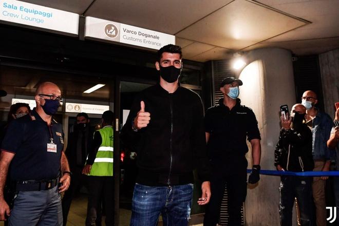 Morata sang Juventus anh 1