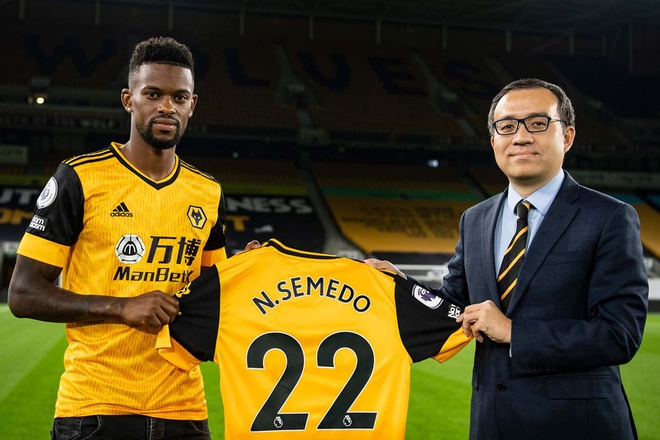 Wolves mua Semedo anh 1