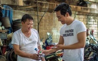 MC Phan Anh: Nguoi truyen cam hung thien nguyen hinh anh