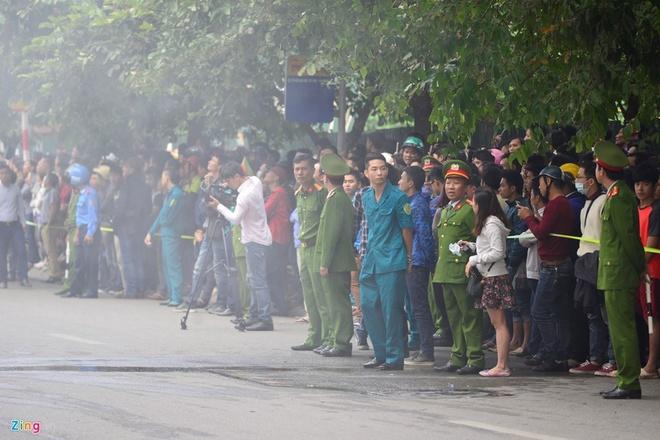Chay lon tai Tran Thai Tong anh 1