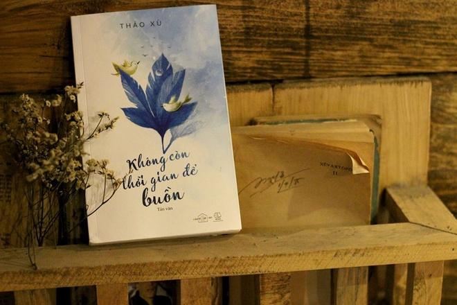 'Khong con thoi gian de buon': Dung coi tinh yeu la tat ca hinh anh 1