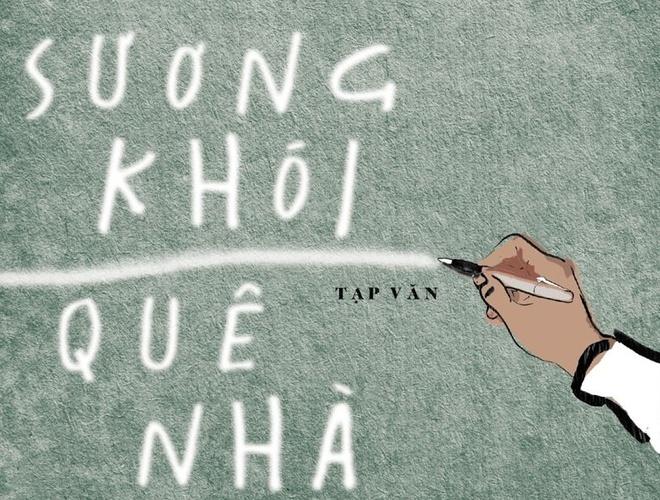 'Suong khoi que nha' - doc tan van cua Nguyen Nhat Anh hinh anh