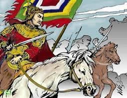 Trac nghiem: Ai dong gia vua Quang Trung sang Trung Quoc? hinh anh