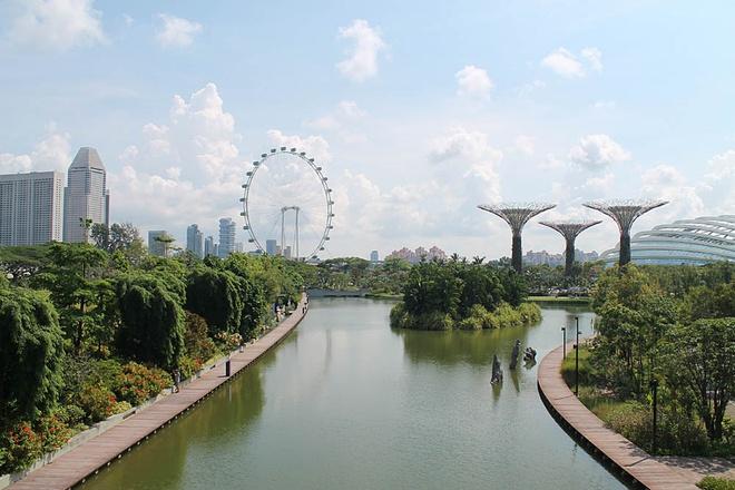 Kinh nghiem du lich Singapore it chi phi anh 2