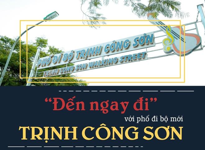 Cuoi tuan chua biet di dau, den ngay pho di bo moi Trinh Cong Son hinh anh