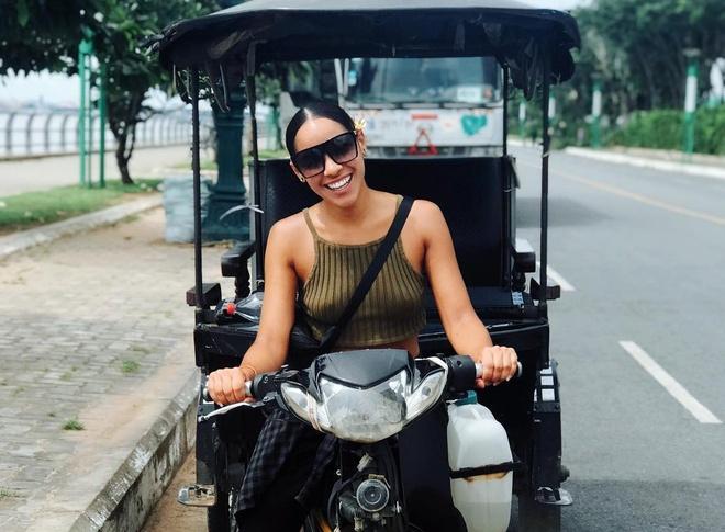 Di chuyen o Thai Lan, di taxi hay tuk tuk re hon? hinh anh