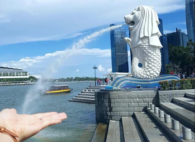 Kinh phi 10 trieu dong nen di Singapore hay Hong Kong? hinh anh