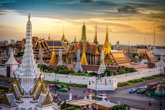 7 điểm đến hấp dẫn cho chuyến đi Thái Lan dịp Tết Dương lịch