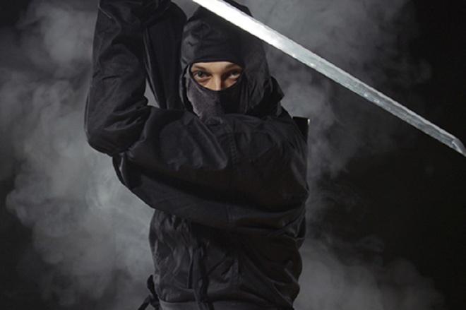 Hoc kiem thuat va cac ky nang sieu dang cua ninja o Nhat Ban hinh anh