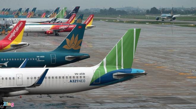 Hà Nội - TP. HCM là đường bay bận rộn thứ 2 thế giới
