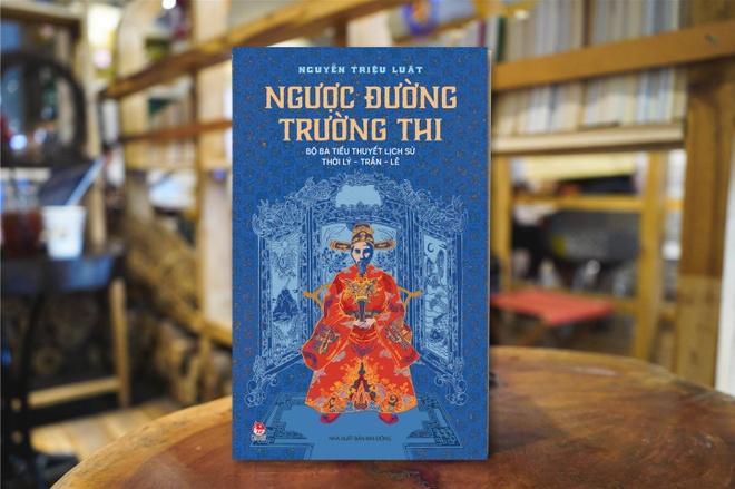 Tieu thuyet lich su Nguyen Trieu Luat anh 3