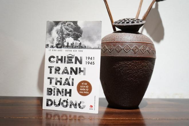 Nuoc Nhat da trai qua 'Chien tranh Thai Binh Duong' day dau don hinh anh 1