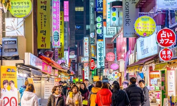'Mot tram cai bong' - bong toi 'am' phia sau su hao nhoang o Seoul hinh anh