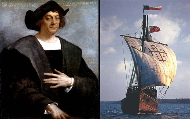 Vì ham vàng, C. Columbus từng khiến 50.000 người da đỏ chết đói