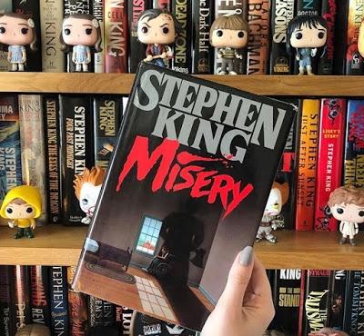 Tieu thuyet kinh di 'Misery' ra doi tu giac mo cua Stephen King hinh anh 2 IMG_3600.jpg