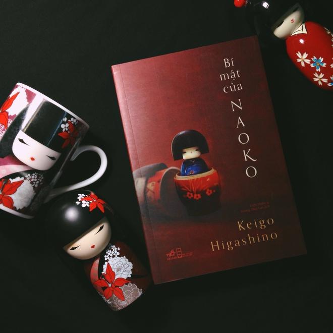 Higashino Keigo anh 1