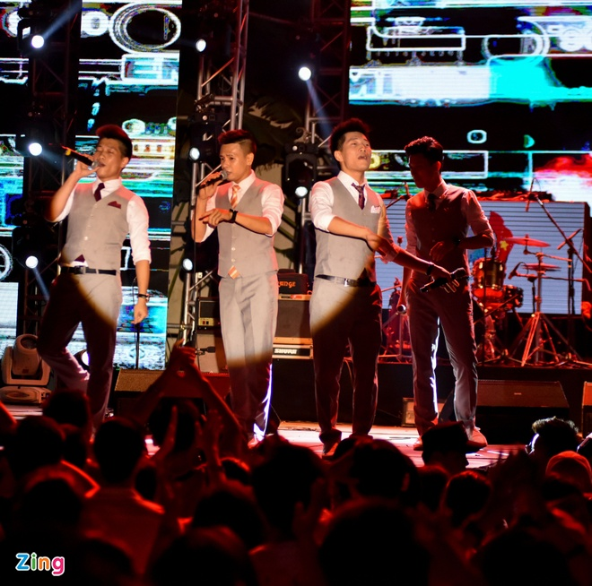 Sea Pride Music Festival: Dem nhac ung ho cong dong LGBT hinh anh 13