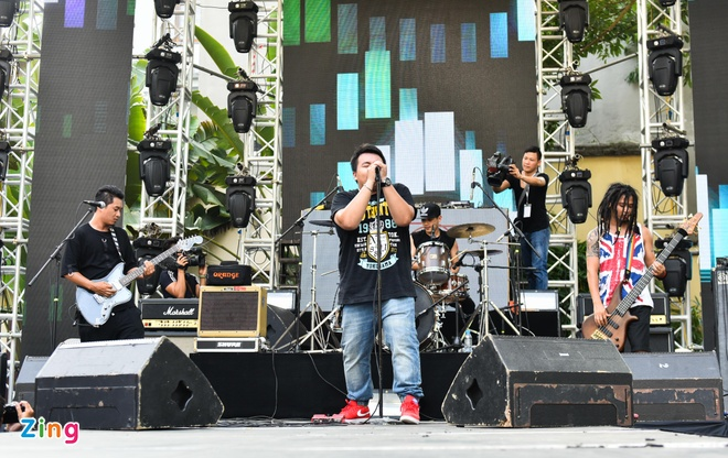 Sea Pride Music Festival: Dem nhac ung ho cong dong LGBT hinh anh 1