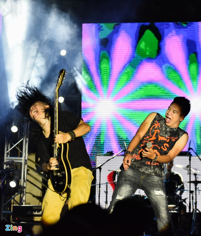 Sea Pride Music Festival: Dem nhac ung ho cong dong LGBT hinh anh 17