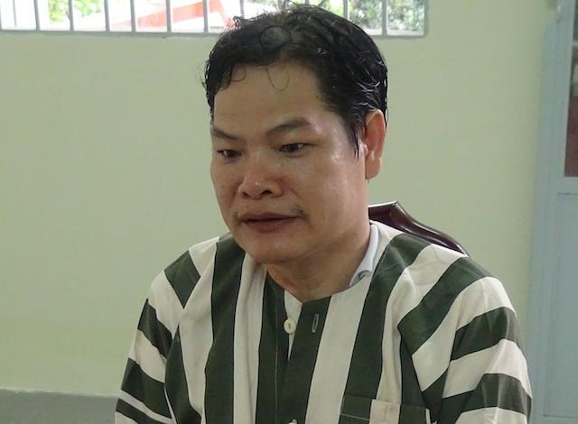 Khoi to nhan vien thuy san lay trom sung K54 phong than hinh anh 1