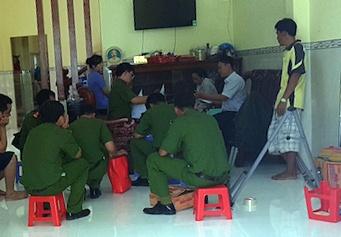 Nguyen Pho chanh Thanh tra So GTVT Can Tho bi bat hinh anh