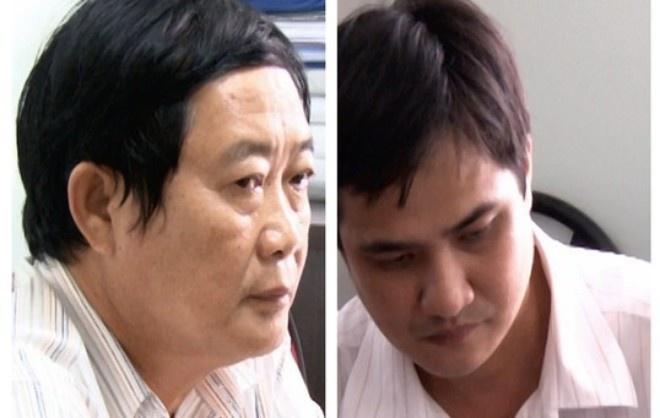 Ba giam doc doanh nghiep bi de nghi truy to toi tham o hinh anh