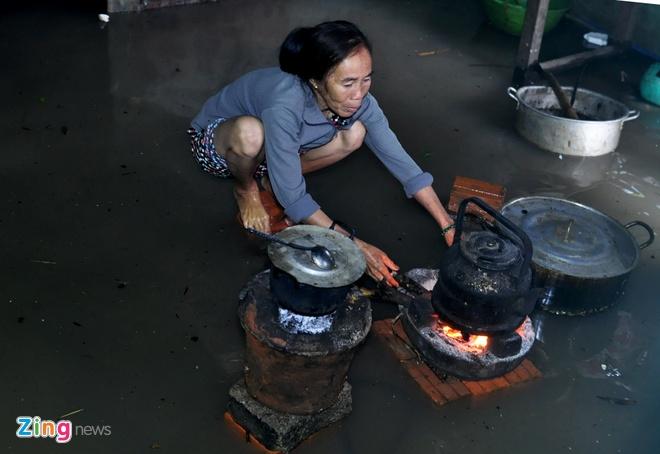 Quang Ngai, Dong Thap dung ban phao hoa Tet hinh anh 1