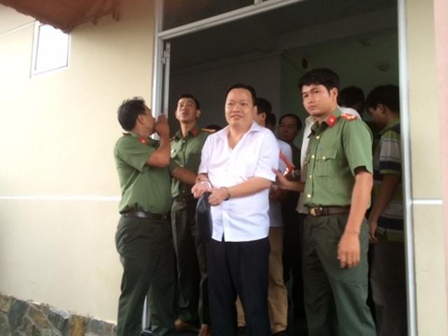 Nguyen giam doc Ngan hang Agribank Can Tho bi khoi to hinh anh 1