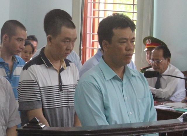 Vu TTGT tham o tien ty: Nguyen Chanh Thanh tra khong trung thuc hinh anh
