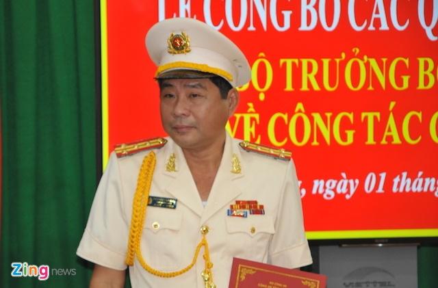 Cong an tinh Vinh Long co tan giam doc hinh anh