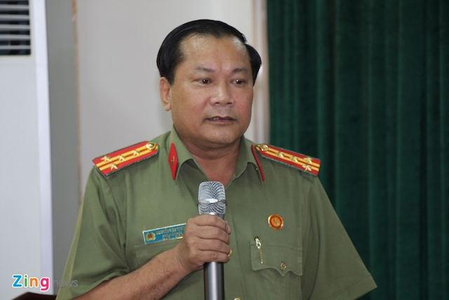 Cong an dieu tra nhom nguoi tu xung la 'Hoi Thanh Duc Chua Troi' hinh anh