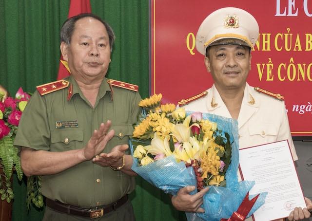 Pho cuc truong C52 lam Pho giam doc Cong an tinh Vinh Long hinh anh 1