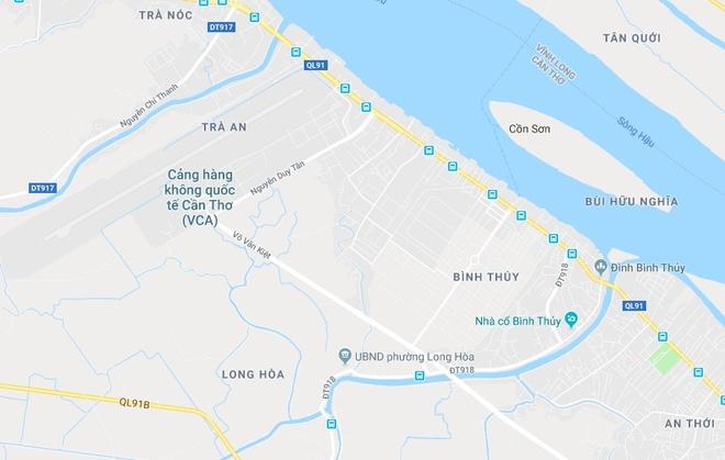 May bay Ha Noi di Can Tho ha canh xuong Phnom Penh hinh anh 2