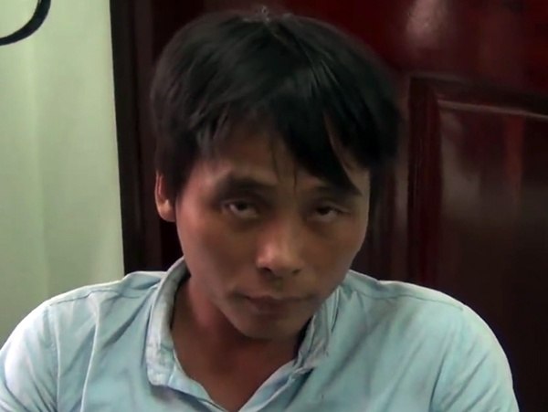 Nghi pham giet 3 nguoi duoc chuyen len Cho Ray cap cuu hinh anh
