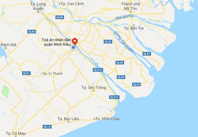 Xuyen tac Nha nuoc, Facebooker Quang Doan linh 27 thang tu hinh anh 2