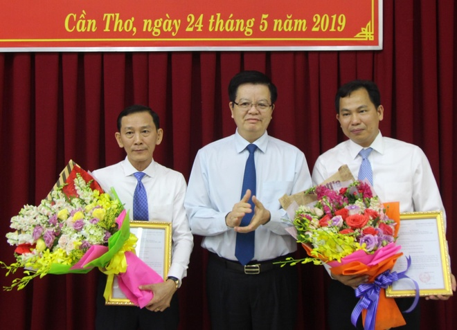 Thu truong Bo KH&DT Le Quang Manh duoc chi dinh lam Pho bi thu Can Tho hinh anh 1