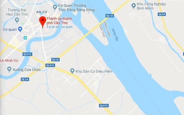Thu truong Bo KH&DT Le Quang Manh duoc chi dinh lam Pho bi thu Can Tho hinh anh 2