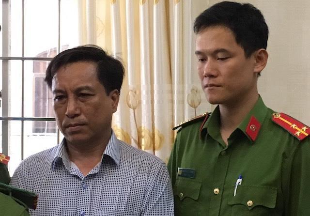 Khoi to nguye Chu tich UBND tinh Tra Vinh anh 1