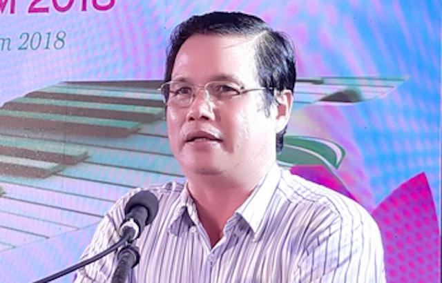 Khoi to Pho giam doc So Van hoa Dong Thap anh 1