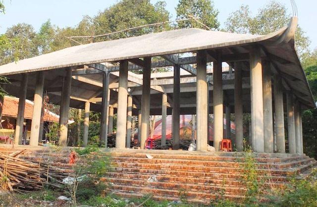 Khoi to nguyen ke toan truong Ban Quan ly Khu di tich Go Thap hinh anh 2