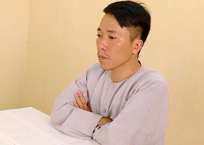 Khoi to ga mac ao nha su trom tien tru tri hinh anh 1 Nha_su_gia_Pham_Van_Cuong_tai_co_quan_CA_.jpg