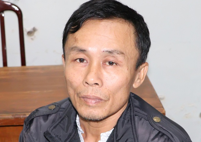 Chong ghen tuong giet vo anh 1
