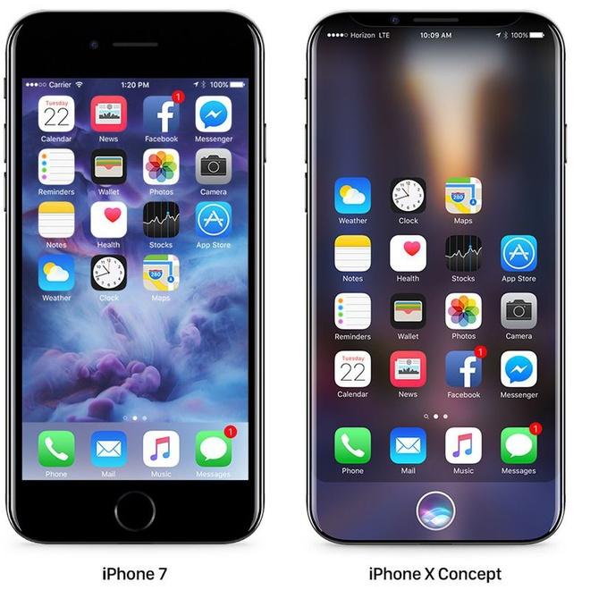 Nhung thiet ke mau cua iPhone 8 anh 9