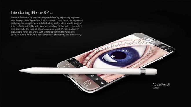 Nhung thiet ke mau cua iPhone 8 anh 8