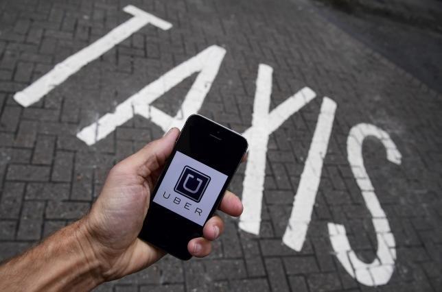 Uber tang gia cuoc tai nhieu thanh pho tren the gioi hinh anh