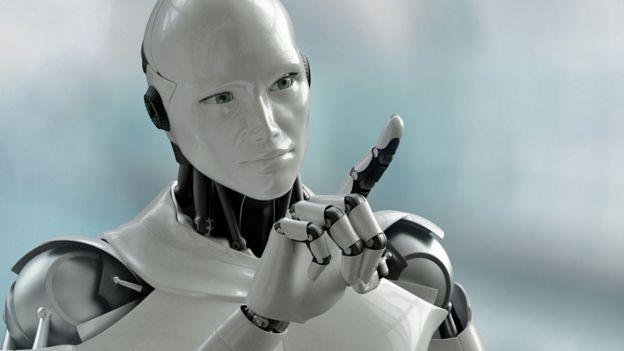 Robot thay the smartphone sap sua ra doi hinh anh