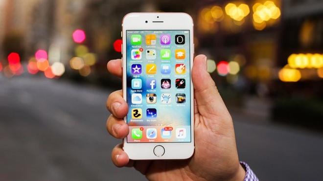 iOS 11 da huy hoai chiec iPhone doi cu cua toi hinh anh 1