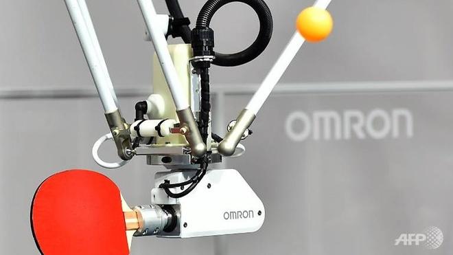 The he robot biet boc lo cam xuc duoc trinh lang tai CES hinh anh 2