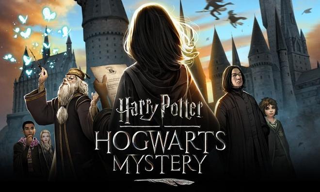 Game 'Harry Potter: Hogwarts Mystery' ra mat tren iOS va Android hinh anh