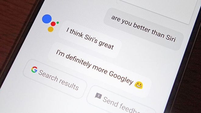 'Google Assistant, lam on dung co tro thanh ban toi' hinh anh 1